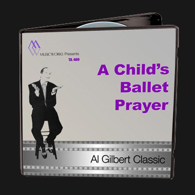A Child's Ballet Prayer