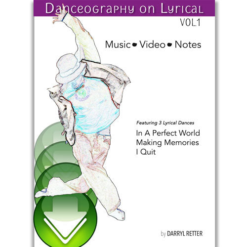 Danceography on Lyrical, Vol. 1
