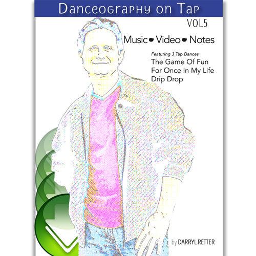 Danceography on Tap, Vol. 5