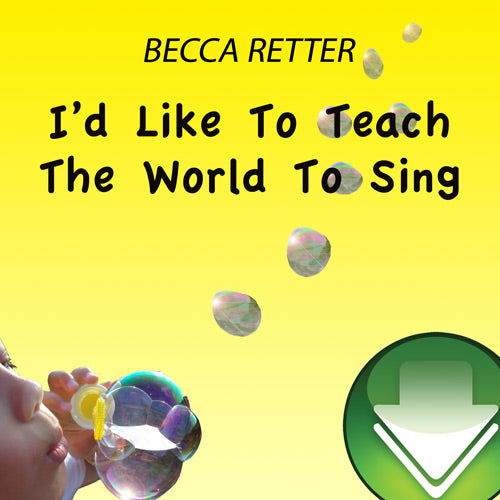 I'd Like To Teach The World To Sing Medley Download