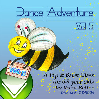 Dance Adventure, Vol. 5 Download