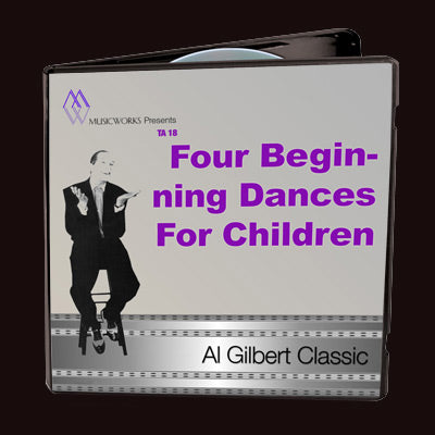 Four Beginning Dances For Children