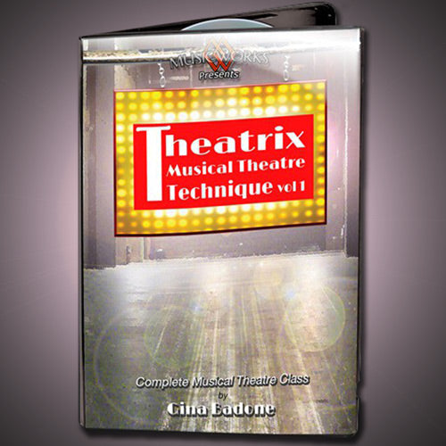 Theatrix, Musical Theatre Technique, Vol. 1