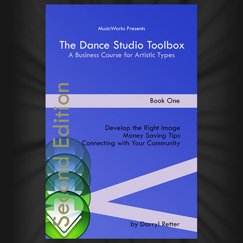 Dance Studio Toolbox, Book 1, 2nd Edition E-Book