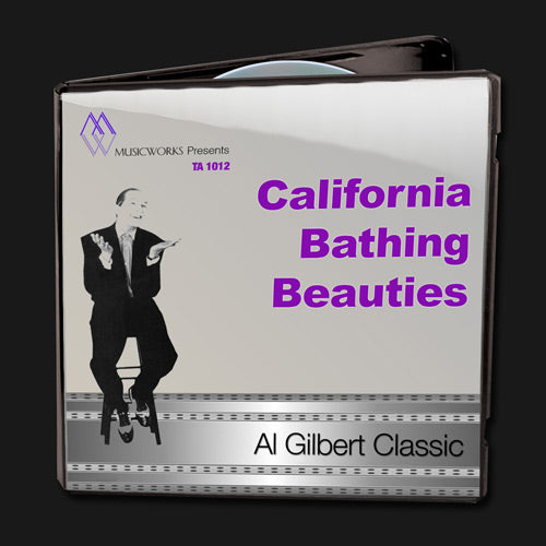 California Bathing Beauties