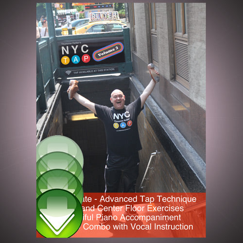 Thommie Retter's NYC Tap, Vol. 3 Download