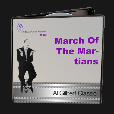 March Of The Martians