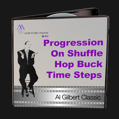 Progression On Shuffle Hop Buck Time Steps