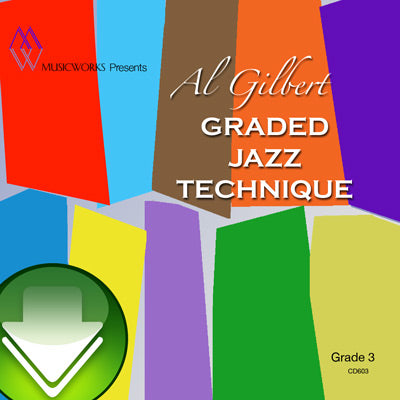 Al Gilbert Jazz Technique, Grade 3 Download