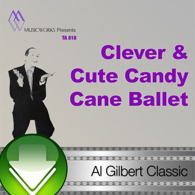 Clever & Cute Candy Cane Ballet Download