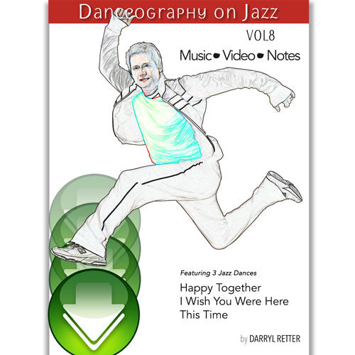 Danceography on Jazz, Vol. 8