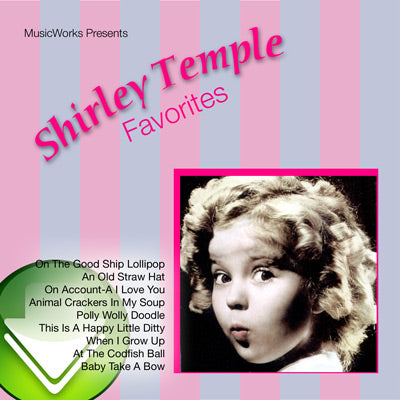 Shirley Temple Favorites Download
