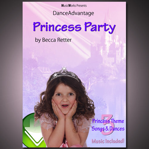 Dance Advantage - Princess Party Download