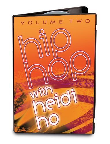Hip Hop with Heidi Ho, Vol. II - Warm Up & Dance Routines
