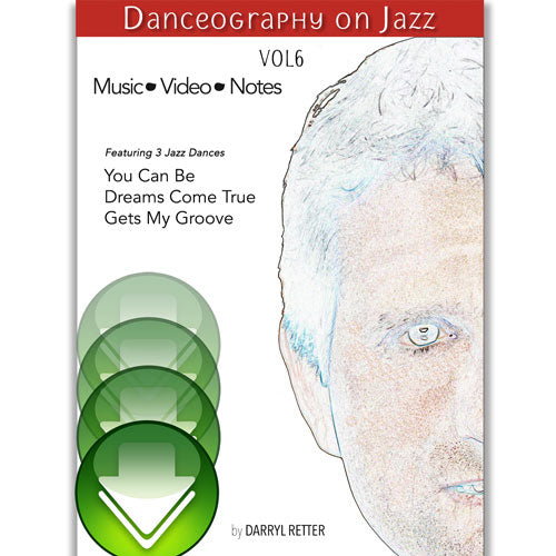 Danceography on Jazz, Vol. 6