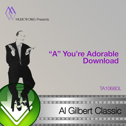 'A' You're Adorable Download