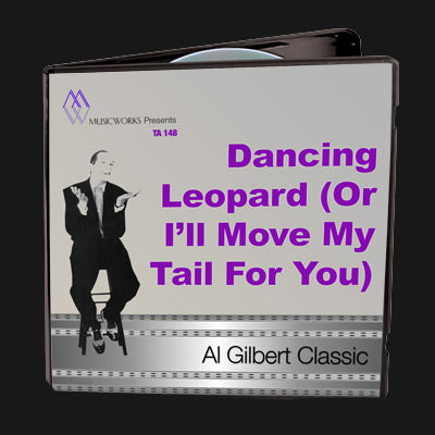 Dancing Leopard (Or I'll Move My Tail For You)