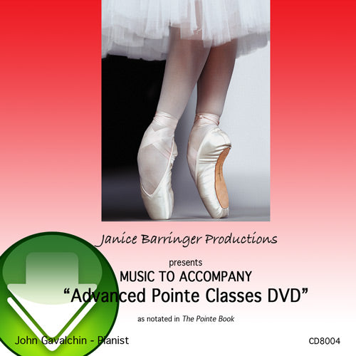 Music to Accompany Advanced Pointe Classes Download