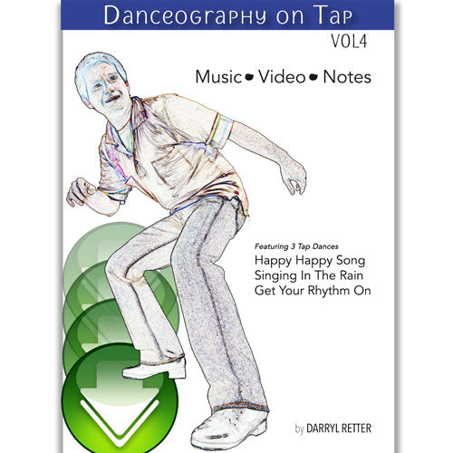 Danceography on Tap, Vol. 4