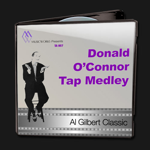 Donald O'Connor Tap Medley