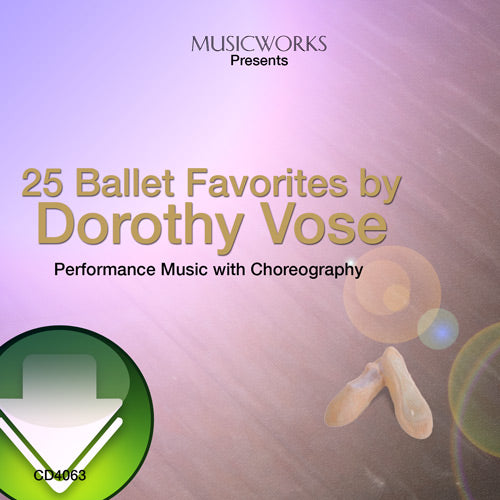 25 Ballet Favorites by Dorothy Vose Download