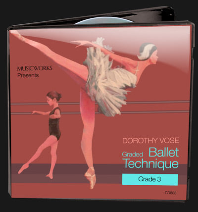 Dorothy Vose Graded Ballet Technique, Grade 3