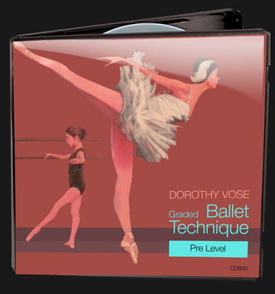 Dorothy Vose Graded Ballet Technique, Primary Level