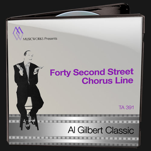 Forty Second Street Chorus Line