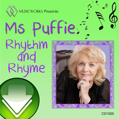 Rhythm & Rhyme Fun Class with Ms. Puffie Download