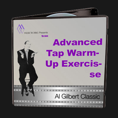 Advanced Tap Warm-Up Exercises