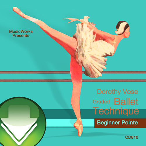 Dorothy Vose Beginner Pointe Technique Download