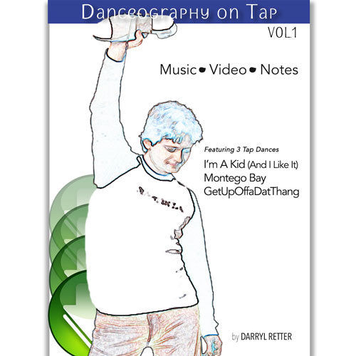 Danceography on Tap, Vol. 1