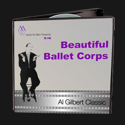 Beautiful Ballet Corps