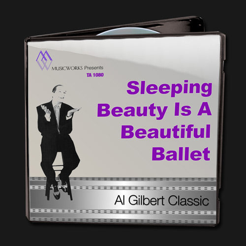 Sleeping Beauty Is A Beautiful Ballet