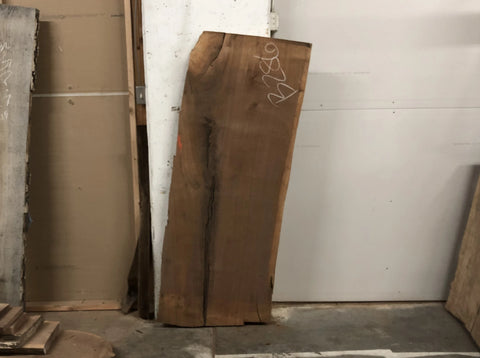 KC Slab Co | Live Edge Black Walnut Slab