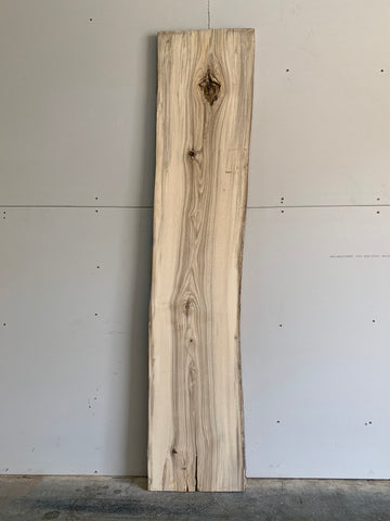 Live Edge Hackberry Slab