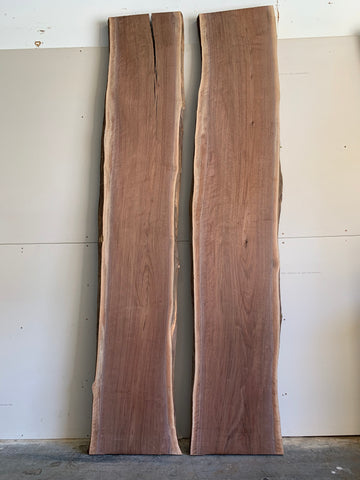 Bookmatch Black Walnut