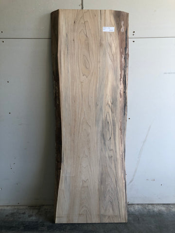 Elm Live Edge Surfaced Slab Kansas City
