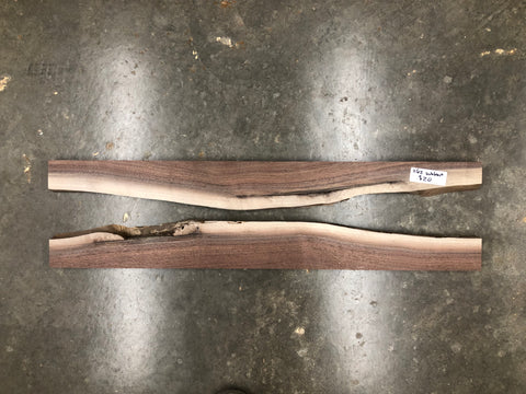 "Black Walnut (1162) 31"" L x 8"" W x .75"" T"
