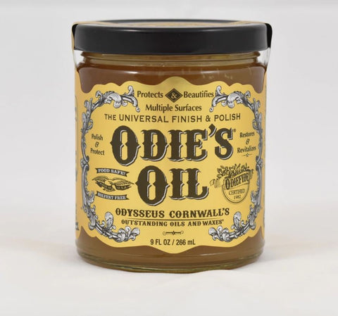 Odie's Oil: Universal