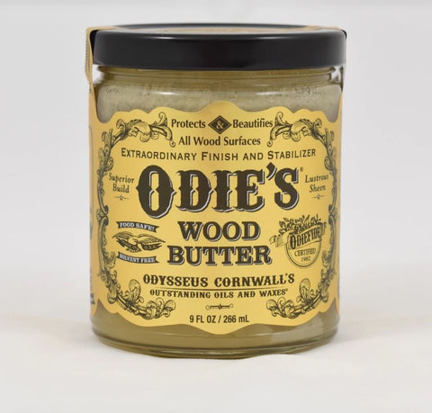 KC Slab Co | Odie's Oil: Wood Butter