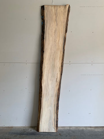 Live Edge Spalted Maple Slab