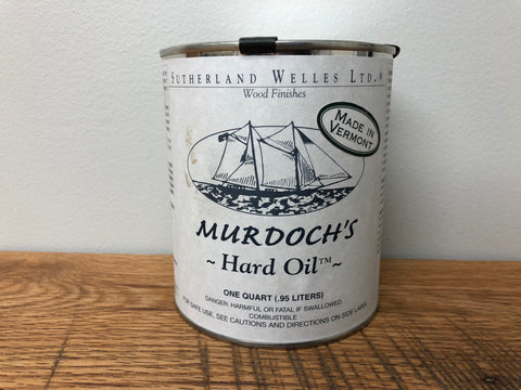 Sutherland Welles Hard Oil