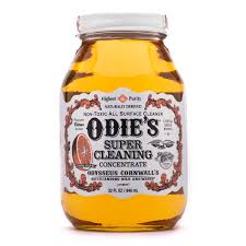 Odie's Super Cleaning Concentrate Odie's Oil Kansas City