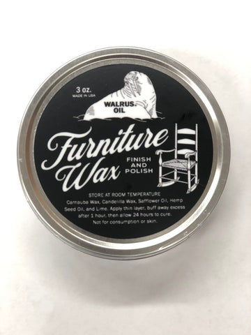 Walrus Oil Furniture Wax Kansas City