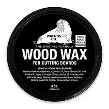 Walrus Oil Wood Wax Kansas City