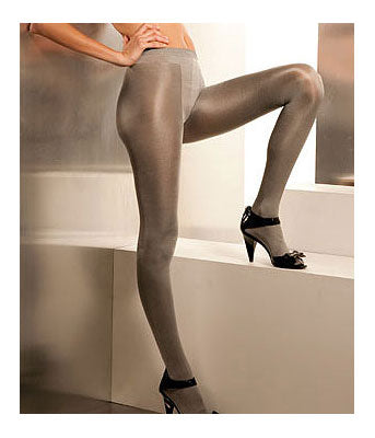 metalic effect pantyhose