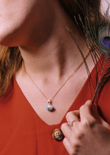Upload Image to Gallery, Perky Necklace