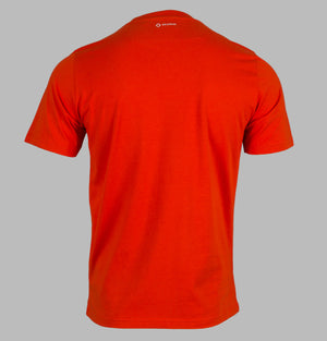 Ma.Strum Icon T-Shirt Safety Orange