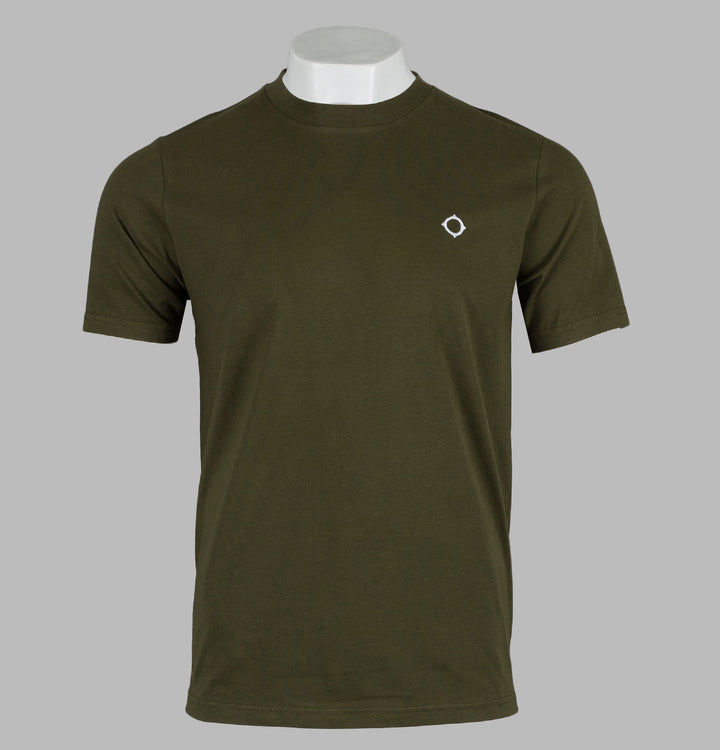 Ma.Strum Icon T-Shirt Light Khaki